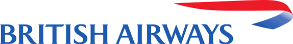The official British Airways South Africa Logo