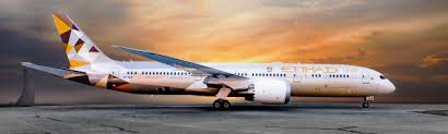 Etihad Airways is equipped with a modern, state of the art fleet.