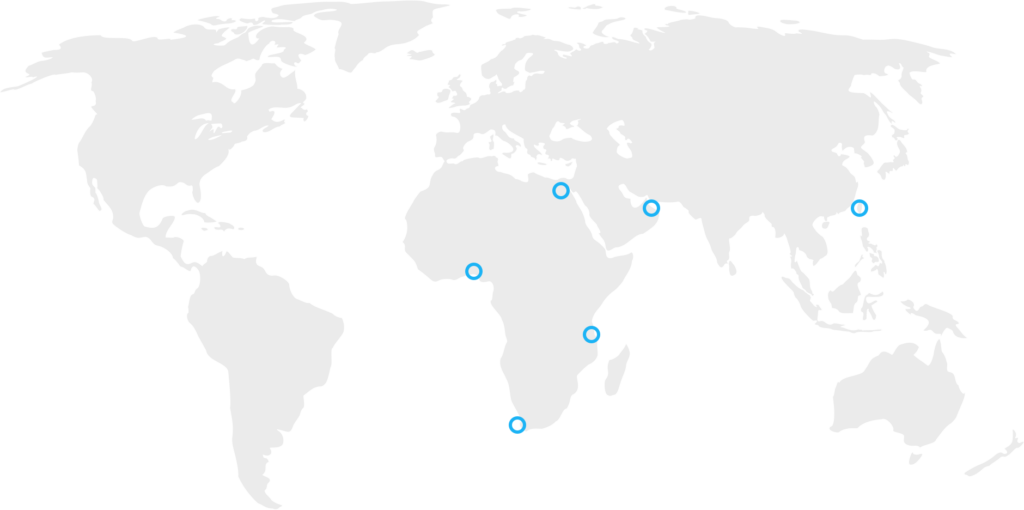 Travelstart's International Office Footprint