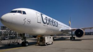 The Condor Fleet contains several Airbuses.