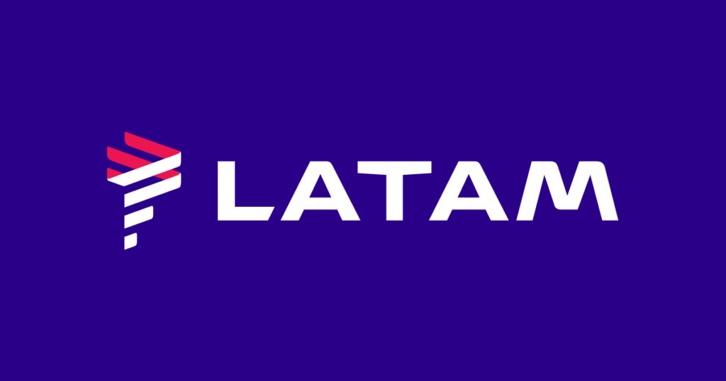 The Latam Airlines SA Official Logo, 2017.