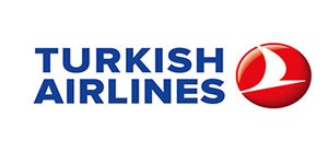 The official Turkish Airlines logo 2017.