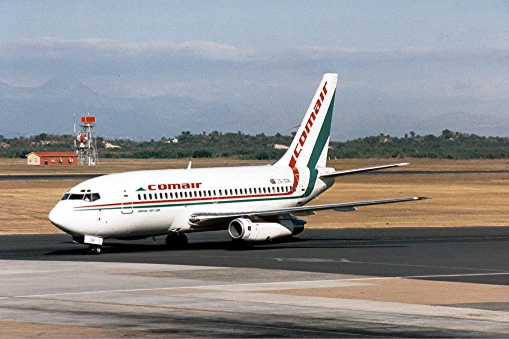 A Comair Boeing 737-200