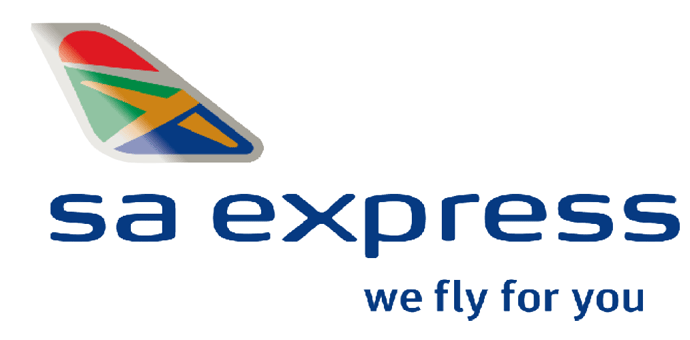 The Official SA Express Logo 2017