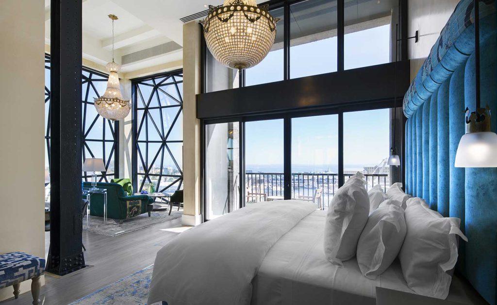 The Silo Hotel Cape Town - Rooms